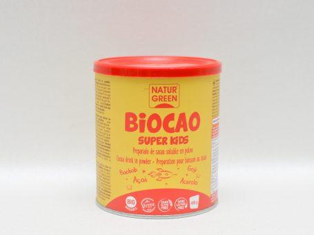 La nobilta del gusto Biocao Superkids