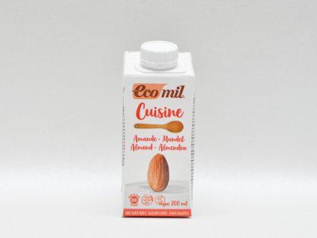 La nobilta del gusto Cremă vegană din migdale fără zahăr
