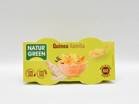 La nobilta del gusto Iaurt vegan din quinoa și vanilie