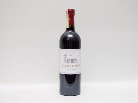 La nobilta del gusto Vin Château Lagrange 2015