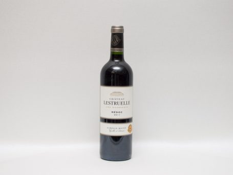 La nobilta del gusto Vin Château Lestruelle Médoc 2015