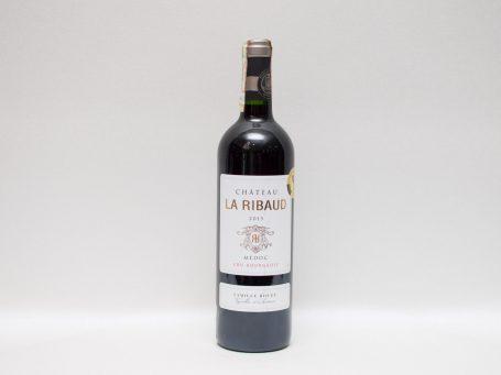 La nobilta del gusto Vin Château la Ribaud 2015