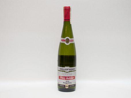 La nobilta del gusto Vin Frey Sohler Pinot Gris 2016