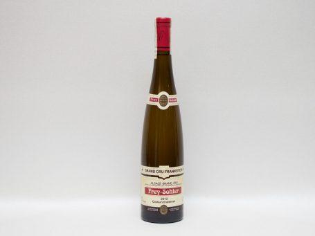 La nobilta del gusto Vin FreySohler Gewurztraminer 2012