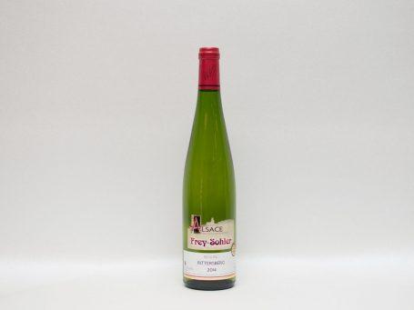 La nobilta del gusto Vin FreySohler Riesling 2014