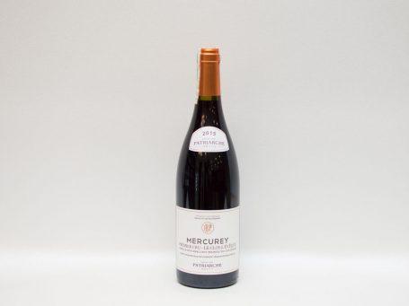 La nobilta del gusto Vin Patriarche Père Mercury 2015