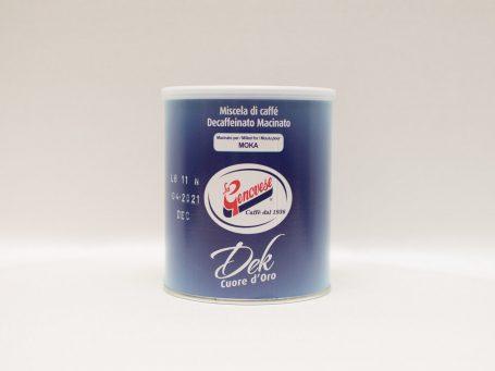 La nobilta del gusto cafea dek