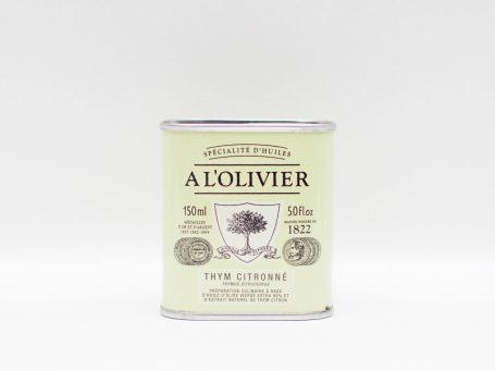 Produse franceze A L'Olivier cimbru de lămâie