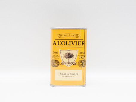 Produse franceze A L'Olivier lămâie și ghimbir