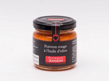 Ulei de măsline natural Ardei roșu în ulei de olive