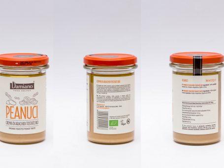 Produse organice Cremă Damiano din arahide BIO
