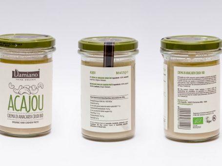 Produse Organice Cremă Damiano din caju BIO