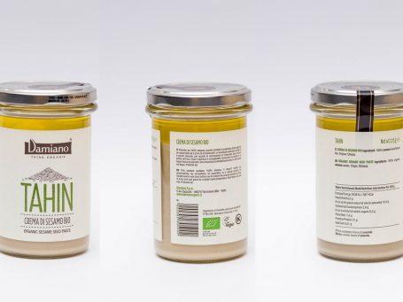Produse organice Cremă Damiano din semințe de susan BIO