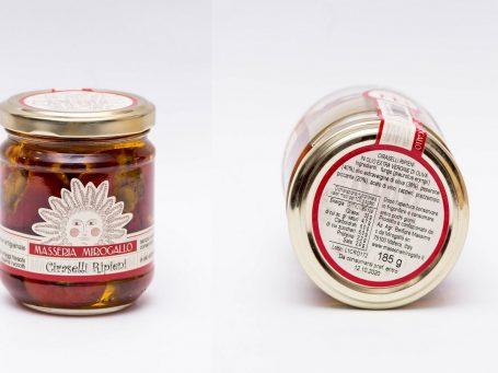 Produse italiene Masseria Mirogallo Ciraselli Ripieni