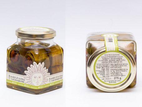 Produse italiene Masseria Mirogallo Involtini di zucchine