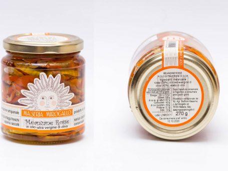 Produse italiene Masseria Mirogallo Meanzane Rosse