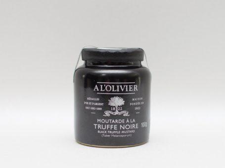 Produse din trufe Muștar A l'Olivier Trufe negre