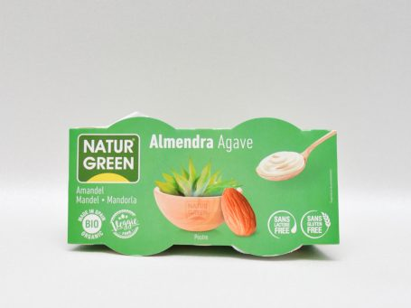 Produse vegane Natur Green migdale și agave