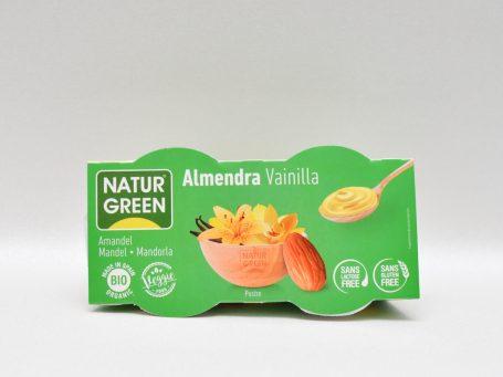 Produse vegane Natur Green migdale și vanilie