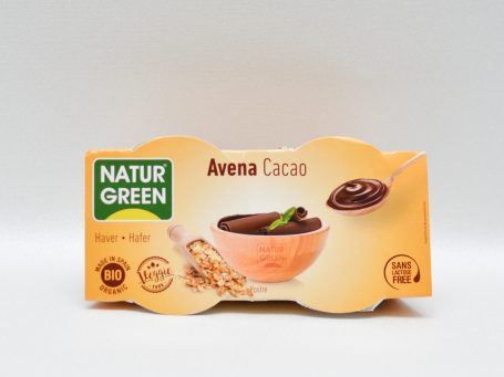 Produse vegane Natur Green ovăz și cacao