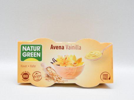 Produse vegane Natur Green ovăz și vanilie
