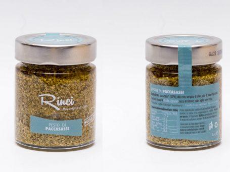Produse italiene Pesto Rinci