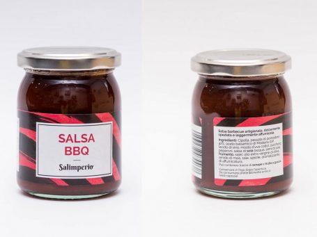 Produse italiene Salsa BBQ Salimperio