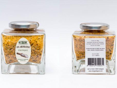La nobilta del gusto Sare aromatizată Exotică
