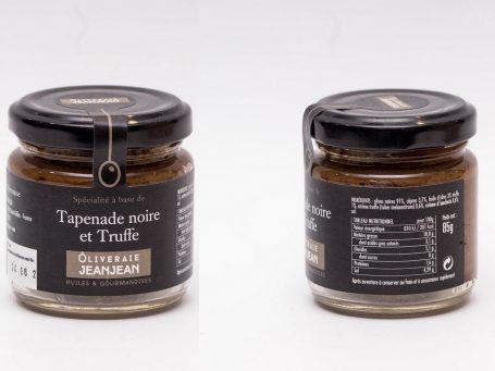 Produse franceze Tapenadă de măsline negre cu trufe