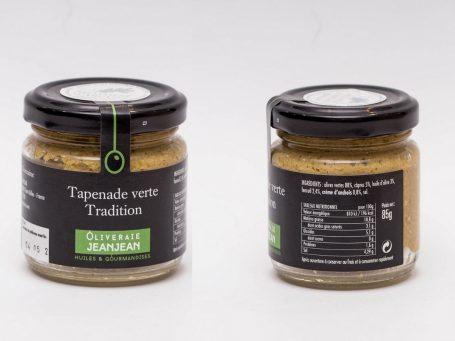 Produse franceze Tapenadă de măsline verzi Tradition