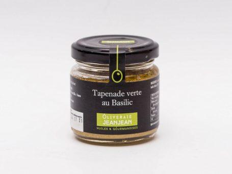 Produse franceze Tapenadă de măsline verzi cu busuioc
