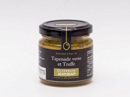 Produse din trufe Tapenadă de măsline verzi cu trufe