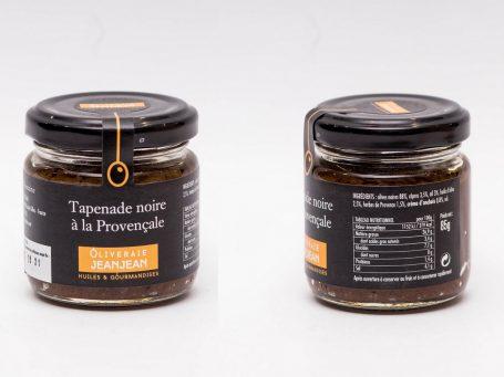 Produse franceze Tapenadă din măsline negre a la Provençale