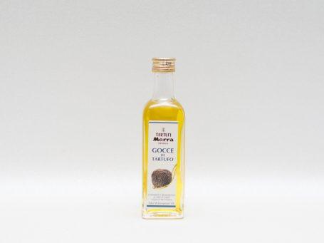 Produse din trufe de măsline cu trufe negre
