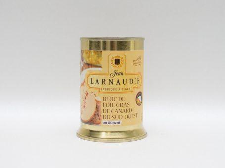Produse din foie gras Bloc De Foie Gras De Canard Du Sud Ouest au Muscat