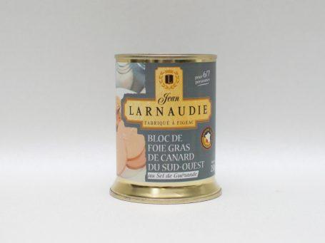 Produse din foie gras Bloc De Foie Gras De Canard Du Sud-Ouest au Sel de Guerande