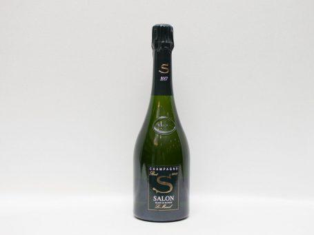 Băuturi de colecție Champagne Brut Salon