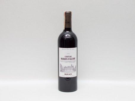 Băuturi de colecție Chateau Marquis d'Alesme