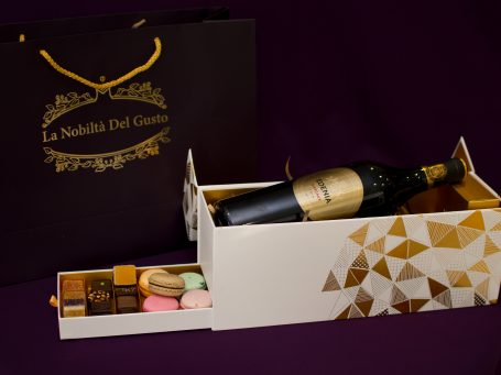 La nobilta del gusto Gold Wine