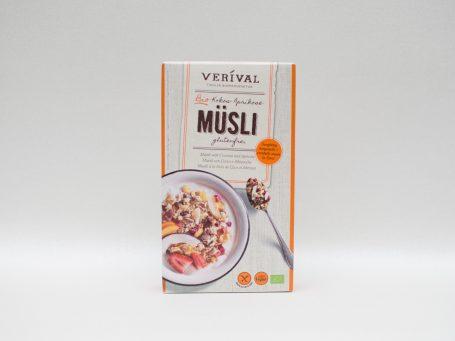 Produse fără gluten Musli cu cocos și caise