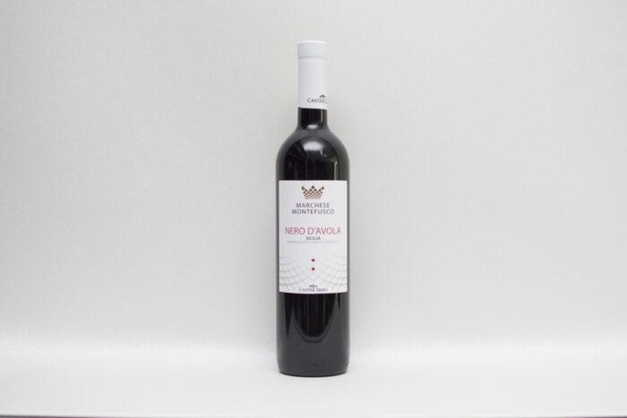 Nero D'Avola, Marchese Montefusco, Cantine Ermes 2019, 750 ml